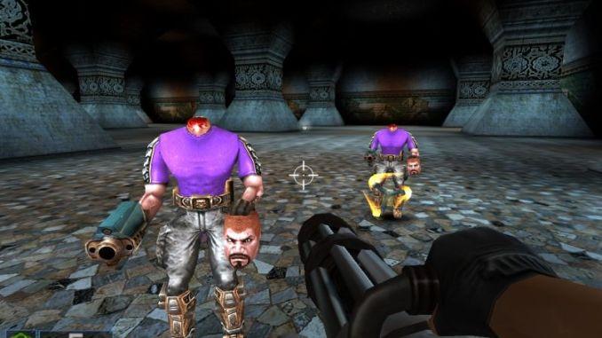 Serious Sam: The Second Encounter screenshot 3