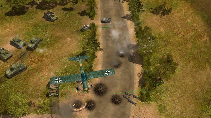 Codename Panzers: Phase One screenshot 3