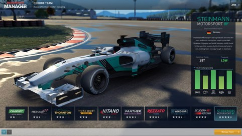 Motorsport Manager Torrent