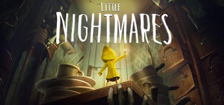 Little Nightmares game Steam banner
