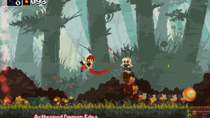 Momodora: Reverie Under the Moonlight screenshot 1
