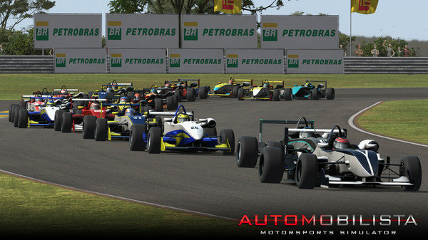Automobilista Update v1.2.0 incl DLC-CODEX