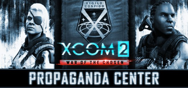 Image result for XCOM 2: War of the Chosen Propaganda Center