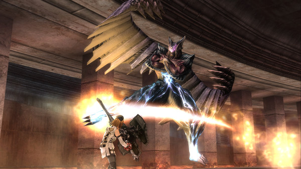 God Eater 2 Rage Burst v1.0 Plus 17 Trainer-FLiNG