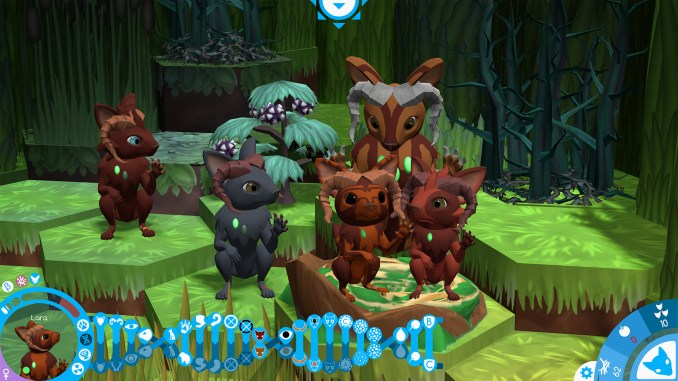 Niche - a genetics survival game screenshot 3
