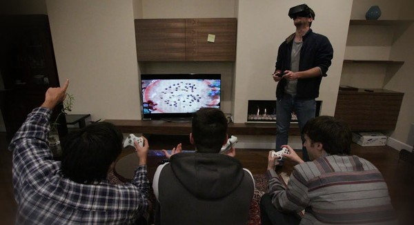 Ruckus Ridge VR Party Free Download