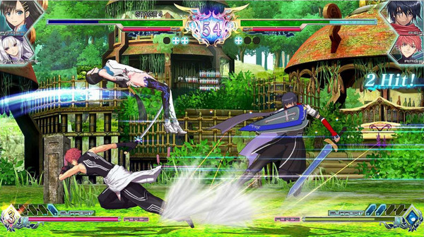 Blade Arcus from Shining Battle Arena v1.0-v1.04 Plus 10 Trainer-FLiNG