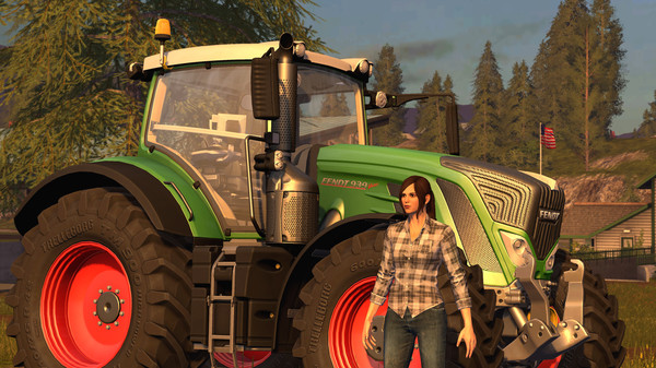 Farming Simulator 17 free