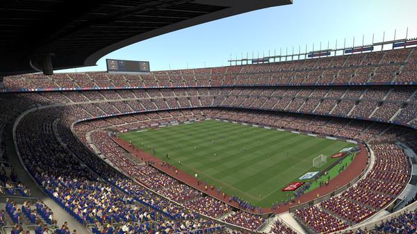 Pro Evolution Soccer 2017 Screenshot