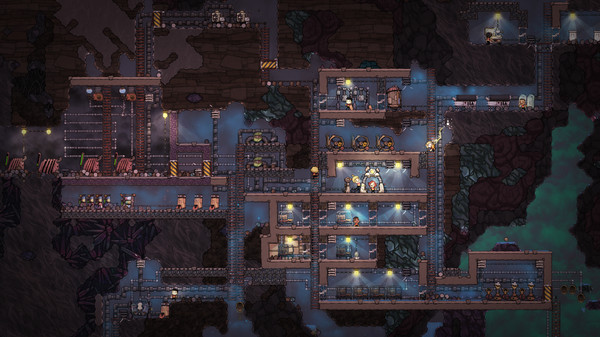 OXYGEN NOT INCLUDED BUILD 206776 - SKIDROW