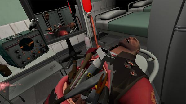 Surgeon Simulator VR: Meet The Medic Free Download