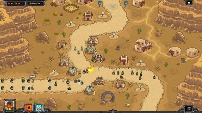 Kingdom Rush Frontiers screenshot 2