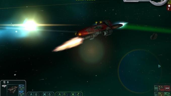 Star Wolves screenshot 3