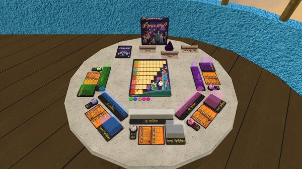 Tabletop Simulator - Abraca...What?