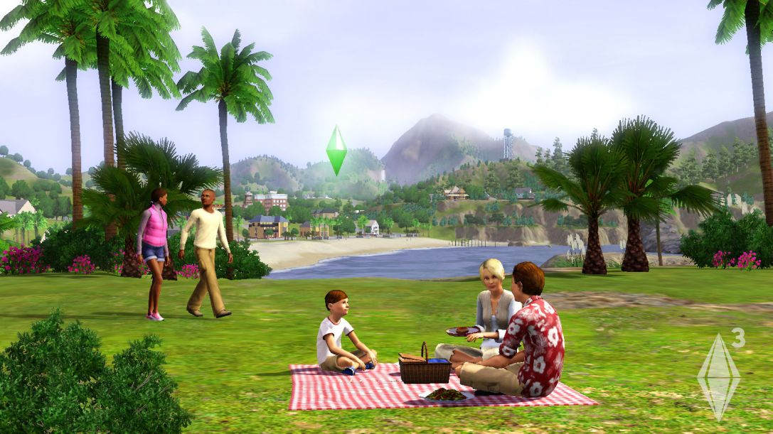 The Sims™ 3  PREVIEW