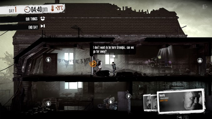 This War of Mine + The Little Ones screenshot 3