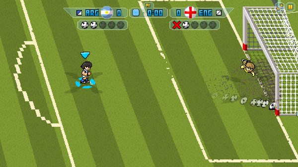 Pixel Cup Soccer 17 Free Download
