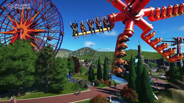 Planet Coaster Cracked CPY Free Download