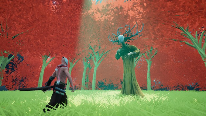 Blade & Bones screenshot 2