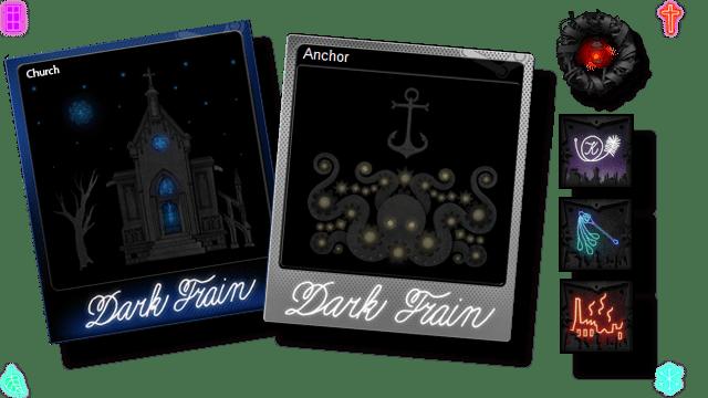 Dark Train-HI2U-77 - Game Screenshot