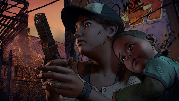 The Walking Dead A New Frontier game download