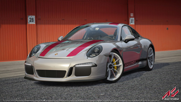Assetto Corsa Porsche-RELOADED