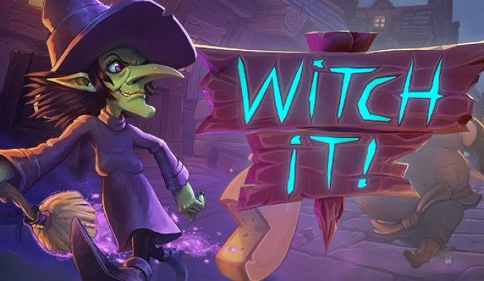 Save 70% on Witch It on Steam