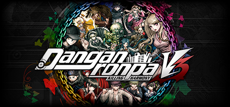 Danganronpa V3: Killing Harmony steam banner