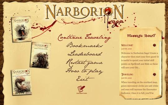 Narborion Saga Free Download