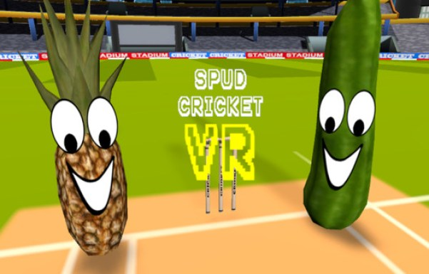 Spud Cricket VR Free Download