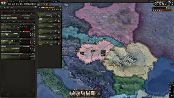Hearts of Iron IV: Death or Dishonor Free Download