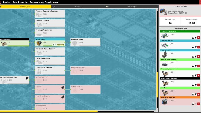 Production Line screenshot 2