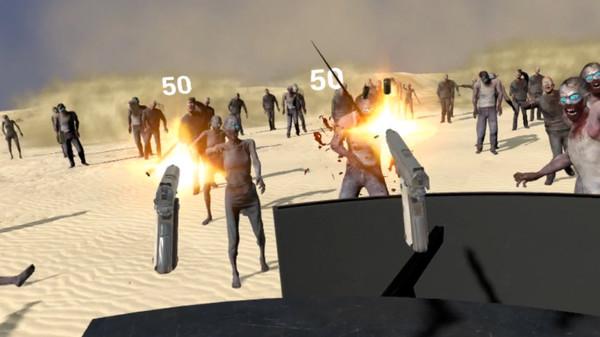 Master Shot VR