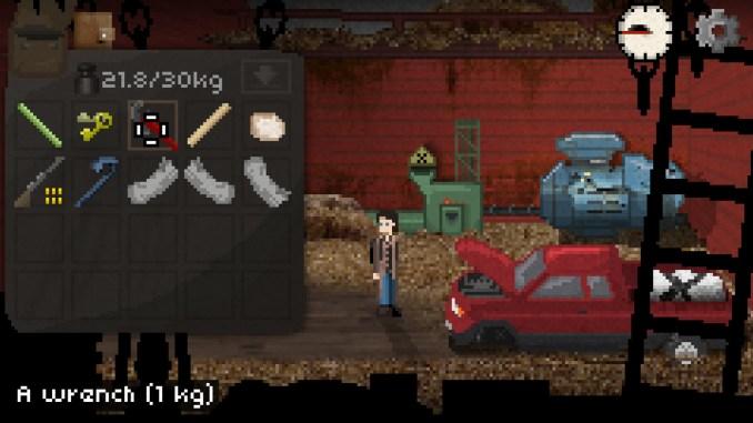 Don't Escape: 4 Days to Survive screenshot 3