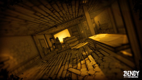 Bendy and the Ink Machine v1.2.0 « Skidrow Reloaded Games