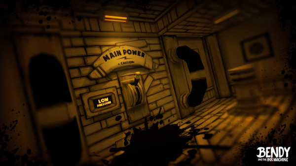 steam bendy and the ink machine