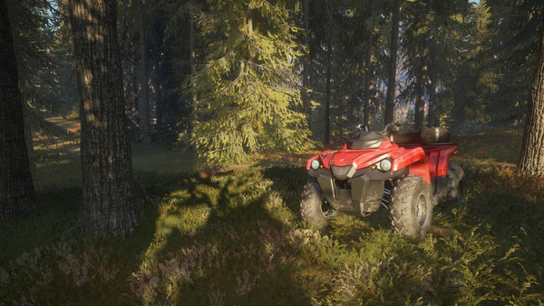 theHunter™: Call of the Wild - ATV SABER 4X4 Free Download