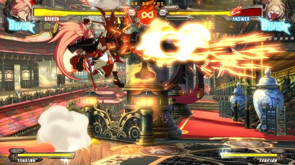 GUILTY GEAR Xrd REV 2 Upgrade Free Download