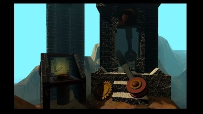Myst Masterpiece Edition screenshot 1