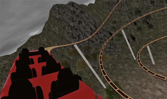 VR Theme Park Rides
