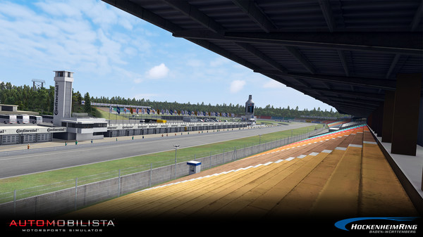 Legendary Tracks Part 3: Hockenheim Free Download