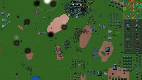 Rusted Warfare - RTS