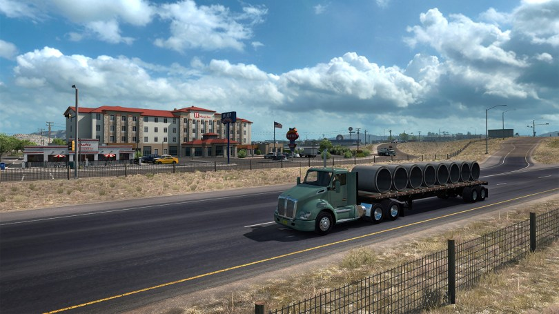 American Truck Simulator - New Mexico | Download DLC Free | Cracked