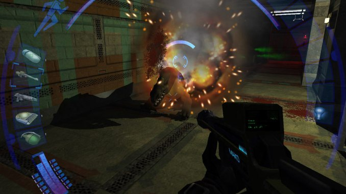 Deus Ex: Invisible War screenshot 1