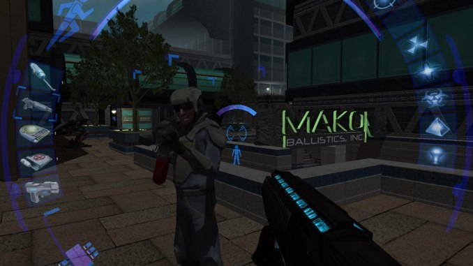 Deus Ex: Invisible War screenshot 3