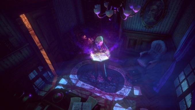 Arkham Horror: Mother's Embrace screenshot 1