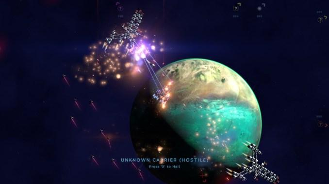 Starcom: Nexus screenshot 1