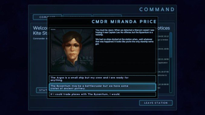 Starcom: Nexus screenshot 3