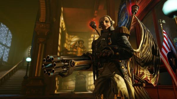 Bioshock Infinite v1.1.25.5165 Plus 15 Trainer-FLiNG