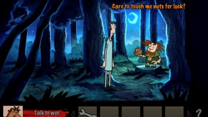 Hector: Badge of Carnage screenshot 2